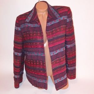 Alfred Dunner Blazer Style Jacket